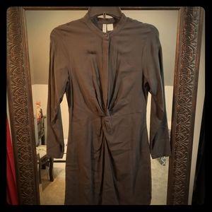 Divided H&M long-sleeved dress